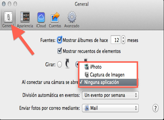 iPhoto general