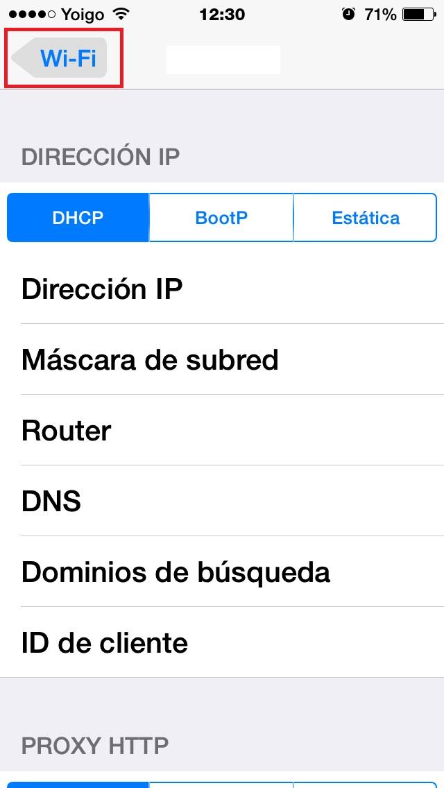 wifi arriba