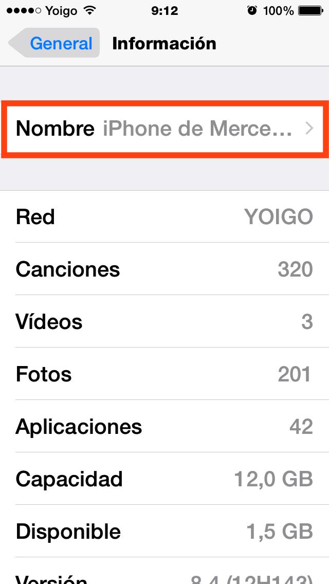 iPhone de...