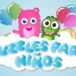 PUZLES PARA NIÑOS DE 0 A 4 AÑOS EN TU IPAD
