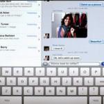 ¿Dónde están las imágenes y los vídeos enviados con iMessage en el iPhone?