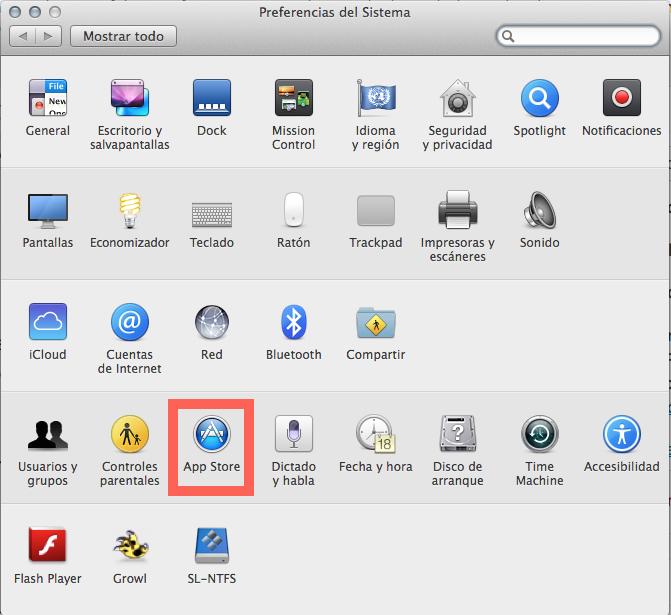 App Store Mac