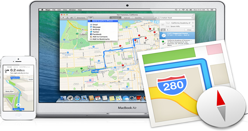 Mapas-Mac-iPhone