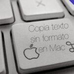 Cómo copiar y pegar texto sin formato en Mac