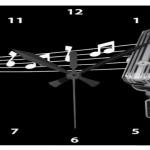 Cómo acceder al reloj escuchando música en el iPhone