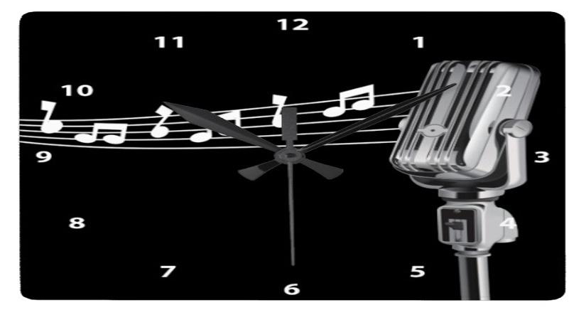 3imagen destacada musica y reloj