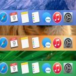 Agranda los iconos  del Dock en tu Mac