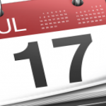 Crea eventos con precisión en la app Calendario de tu Mac