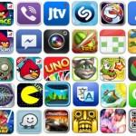 Lista de aplicaciones instaladas en el iPhone